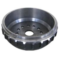 Buy cheap ASTM A536 65-45-12 Material Nodular Cast Iron Parts Custom Precision Machining Components product