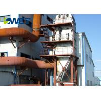 Buy cheap Industrial Waste Heat Boiler With High Gas Temperature ISO9001 Certification from wholesalers