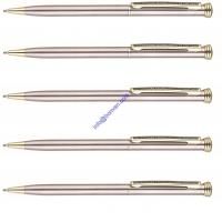 Buy cheap cruises metal pen, hotel & resort use company logo brand ball pen from wholesalers