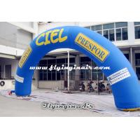 Buy cheap Advertising Inflatable Polyester Arch for Outdoor Events and Display from wholesalers