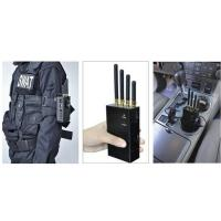 Buy cheap High Power Handheld Portable Signal Jammer For Worldwide All Networks , TSL-N4 from wholesalers