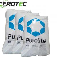 Buy cheap Water treatment chemical Purolite C-100E Na+ Cation Exchange Resin from wholesalers