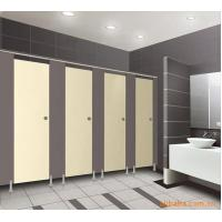 Buy cheap Phenolic Resin Fireproof Toilet Partition with accessories manufacture from wholesalers
