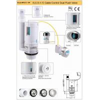 Buy cheap TOILET PUSH BUTTON DUAL FLUSH CISTERN SYPHON VALVE NEW ROUND BUTTON #31-04 product