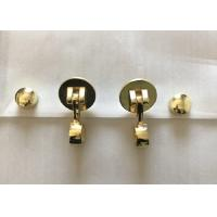 China H050 Funeral Articles Casket Handles / Gold European Style Casket Accessories on sale