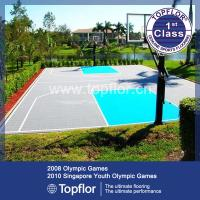 Buy cheap Cheap Interlocking outdoor Multi function Futsal Flooring from wholesalers