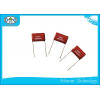 Buy cheap 0.1uF 0.2uF Metal Film Capacitor , Low Dissipation 104J 400V Capacitor from wholesalers
