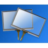 Buy cheap Glass to Film 5Wire Resistive Touch Screen Panel For Smart Home / Kiosk and ATM from wholesalers