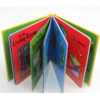 China Professional Children Book Publishers In China,Baby Book For Color Learning on sale