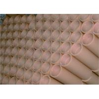 Buy cheap Chemical Industrial Nylon Conveyor Rollers With Stainless Steel Shaft from wholesalers