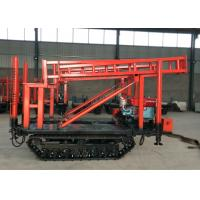 Buy cheap XY-200 200m Engineering Drilling Rig 220V / 380V For Water Well Core Drilling from wholesalers