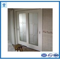Buy cheap Exterior supermarket/store sliding door aluminium section,aluminium door frame price from wholesalers