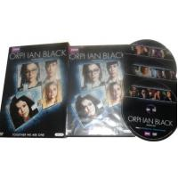 Buy cheap Funny Movie Dvd Box Sets Orphan Black Season 5 Theatrical Trailers Episodes from wholesalers