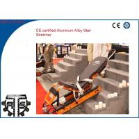 Buy cheap Aluminum Alloy Emergency Stair Chair Automatic Climbing Stairs for Wounded Rescue from wholesalers