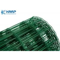 Buy cheap Holland Metal Mesh Fence Green Color 30m Roll Length Fencing Decoration from wholesalers