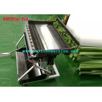 Buy cheap White Color SMT Machine Parts , Paper Boxed Packing Power Wire Feeder Cart from wholesalers