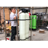 Buy cheap UPVC Pipes 1000L/H Car Wash Water Recycling System from wholesalers