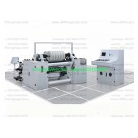 China Paper And Film Slitting Machine 400mpm Tipping Paper Packet Of Cigarettes on sale
