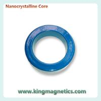 Buy cheap Epoxy Coated Nanocrystalline Cores for EMI filter from wholesalers