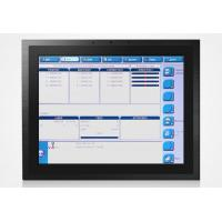 Buy cheap Windows 7 Industrial Panel PC Touch Screen 2 RS232 Serial Ports from wholesalers