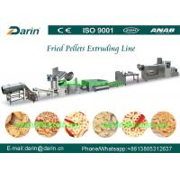 Buy cheap Wheat , corn starch , potato starch 3D Snack Pellet Machinery from wholesalers