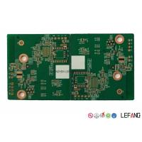 Buy cheap 4L 1.0mm TG 230 High Temperature PCB , Contract PCB Assembly For Communication product