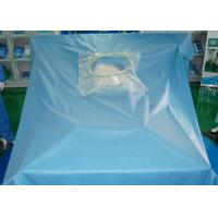 Buy cheap Hospital Sterile Surgical Drapes For Gynaecology Procedures CE Certification from wholesalers