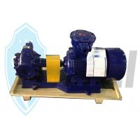 Buy cheap Marine Lube Oil Transfer Pump Low Flash Axle - End Seals With Ex Motor Iron from wholesalers
