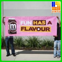 Buy cheap wholesale promotion banner flag banner from wholesalers