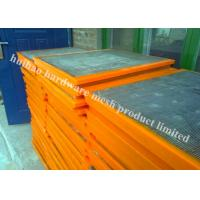 Buy cheap Polyurethane Frame Wedge Wire Screen , Dewatering Screens For Separation Sieves from wholesalers