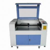 Buy cheap Non-metal Materials Laser Cutting Machine with 60, 80 or 100W Laser Power from wholesalers