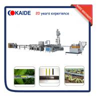 Buy cheap Plastic Pipe Production Machine for Flat Drip Irrigation Tape 180m/min KAIDE factory from wholesalers