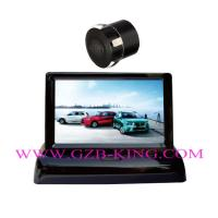 Buy cheap Rear View System With 4.3 Inch Foldable Monitor product