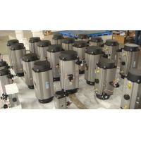 Buy cheap Pneumatic Cylinder Aluminum Alloy Pneumatic Actuator For Valves from wholesalers