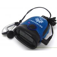 Buy cheap FM Radio Pedometer Multifunctional Distance Pedometers with LED Light product
