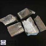 Buy cheap Magnesium Zinc master alloy ingot ,MgZn10 alloy from wholesalers