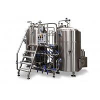 Semi Automatic Electric Brewing System / 10BBL Stainless Steel Home Brew Kit