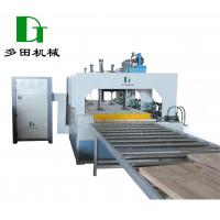 Buy cheap High Frequency Finger Jointing Machine For Edge Gluing from wholesalers