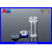 Buy cheap Clear Glass vials 10ml / 8ml / 5ml / 2ml /15ml / 20ml On sale, Cheap Price from wholesalers