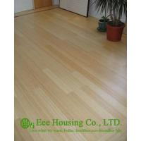 Buy cheap Carbonized Color Bamboo Flooring,Vertical-compressed Structure, UV Varnish,4 sides micro bevel connection Coating from wholesalers