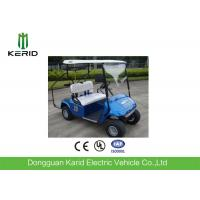 Buy cheap CE Approved 2 Person Electric Mini Golf Carts 48V Free-Maintenance Battery Electric Vehicle from wholesalers