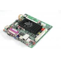 China Mini-ITX Motherboard Onboard Intel Atom D525 CPU  6 COM Port on sale