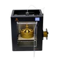 Buy cheap Industrial FDM 3d printer with PLA/ ABS/ HIPS filament 300 × 200 × 400mm from wholesalers