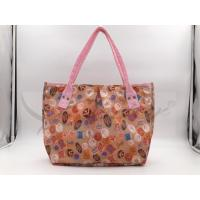 Buy cheap Printing Ripstop Polyester Handbags For Women AZO Free / Low Cadmium product