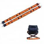 Buy cheap Promotional Bag Belt 3.8*140cm Dacron Logo Customized Lanyard Bandage from wholesalers