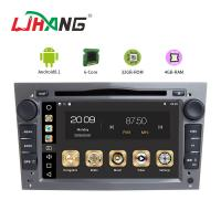 Buy cheap Android 8.1 Opel Car Radio HMDI Output Double Din With Black Grey Silver Frame from wholesalers