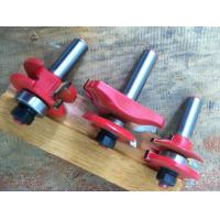 Buy cheap TC-003G 3Pieces Miniature Raised Panel Set Roman Ogee Type Cutter For Wooden Cabinet Door from wholesalers