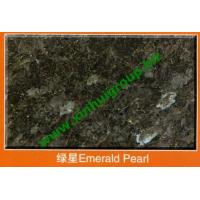 Buy cheap Emerald Pearl Granite Stone from wholesalers