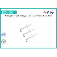 Buy cheap Jointed Test Finger 2 Accessibility Probe For Testing Blenders 95mm Length from wholesalers