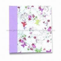 Buy cheap Photo Album, Measures 23 x 22 x 5 cm, Made of Hard Cover and PP Inner Sheet from wholesalers